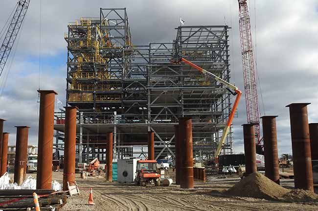 Iron Workers Local 700 contractors